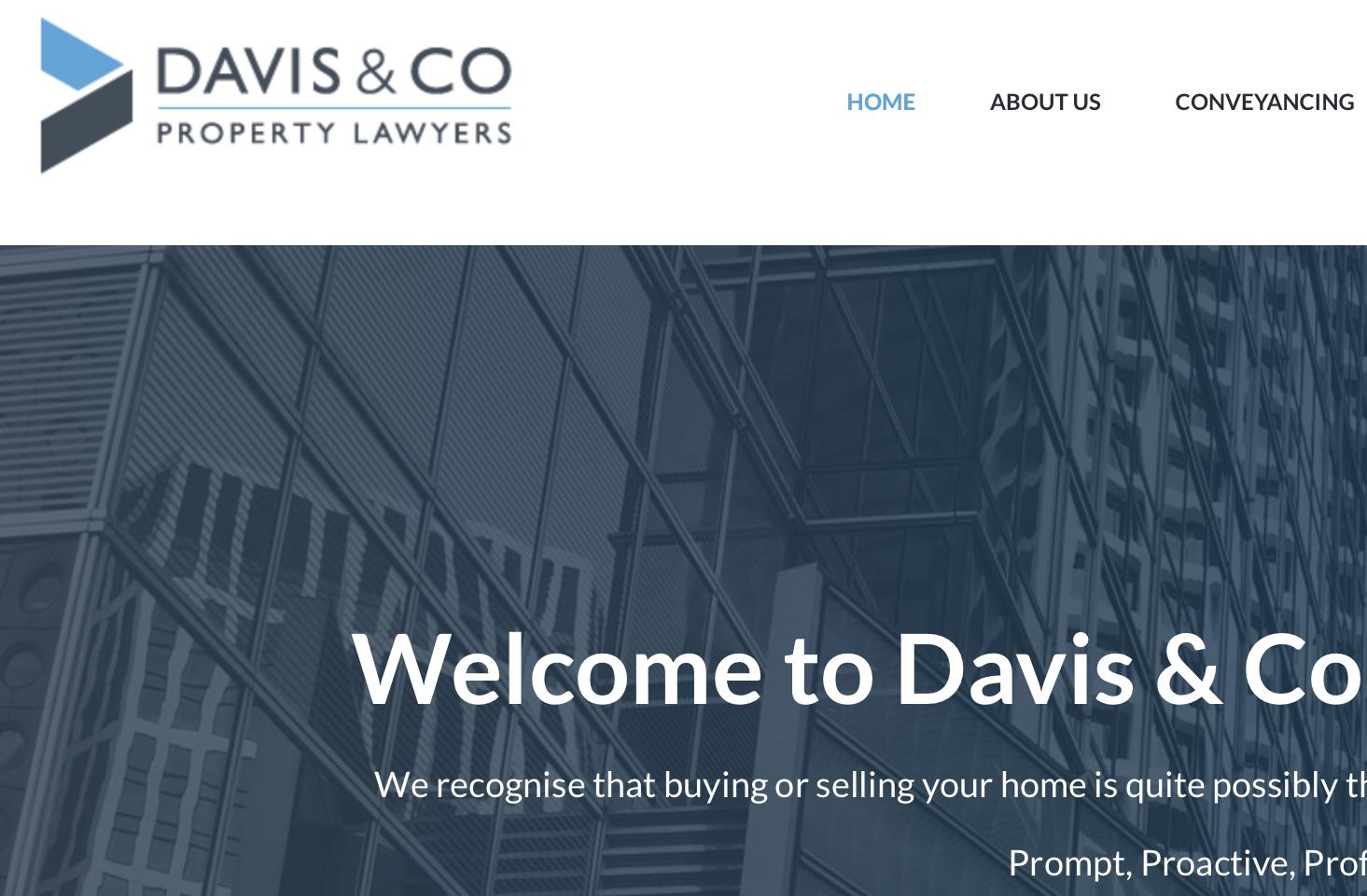 Davis and Co