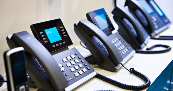 Tiedata Phone System