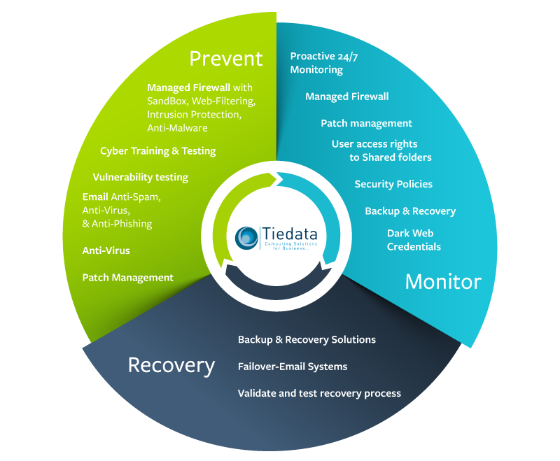 Cybersecurity Process from Tiedata